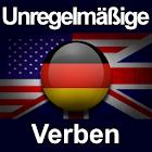 Englische unregelmäßige Verben icon