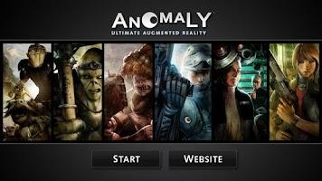 Screenshot of Anomaly UAR
