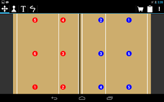 Screenshot of Volleyball Dood