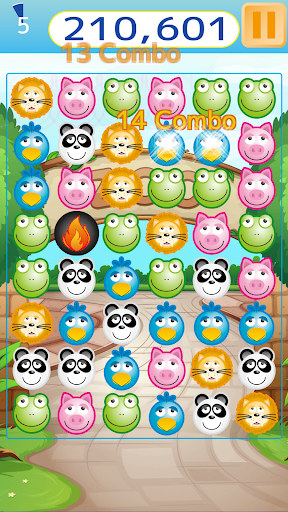 Samegame Zoo