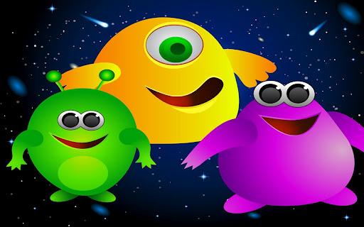 퍼즐 : 우주에서 괴물 HD
