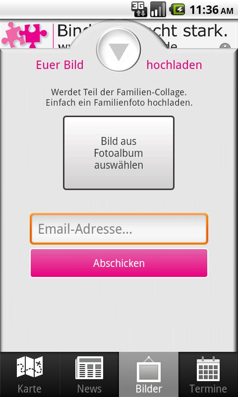 FamilienFan- screenshot