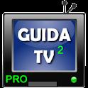 GuidaTv 2 PRO logo