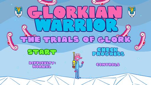 Glorkian Warrior