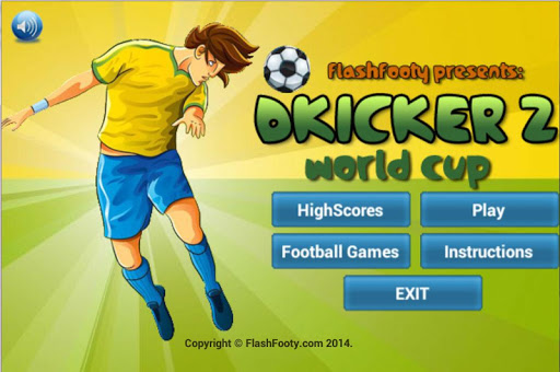 Dkicker 2 - Football Game
