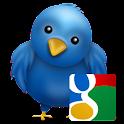 Google Tweets logo