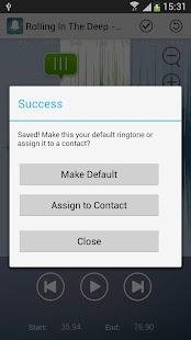 玩免費個人化APP|下載鈴聲製作&MP3编辑 app不用錢|硬是要APP
