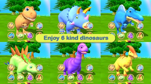 恐竜 Paint 3D