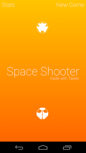 Space 101 made with Tasker