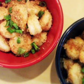 Coconut Shrimp.