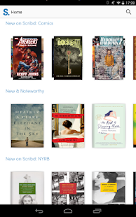 Scribd - Read Unlimited Books - screenshot thumbnail