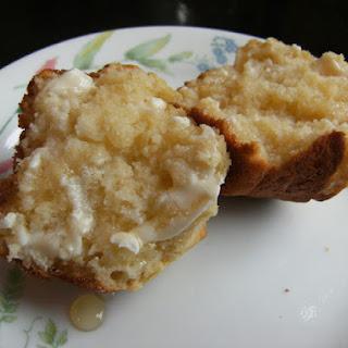 Honey-Crunch Muffins.