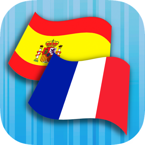 French Spanish Translator Icon