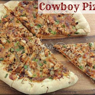Cowboy Pizza.