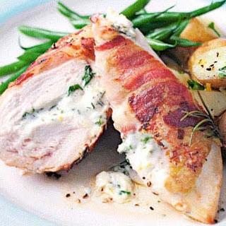 Chicken With Pancetta & Mascarpone