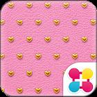 キュート壁紙 Goldheart & Pinkleather icon