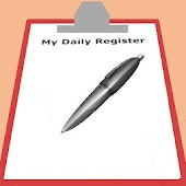 My Daily Register