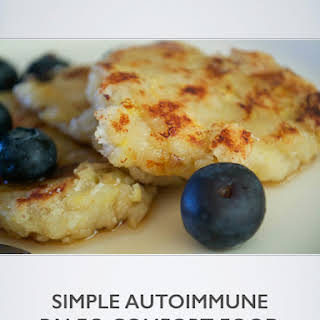 Coconut Flour Pancakes No Eggs Recipes.