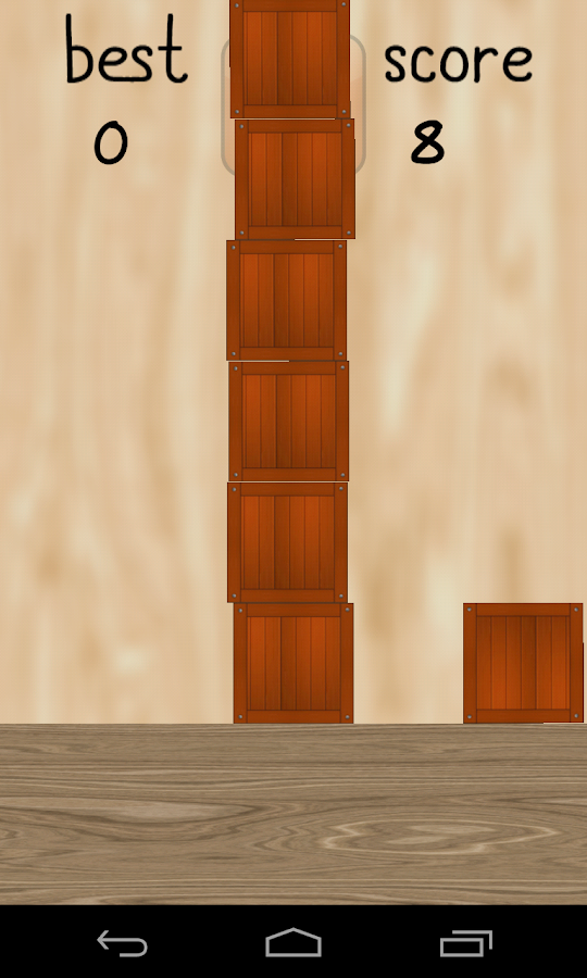 Box Tower Simulator 2015 HD- screenshot