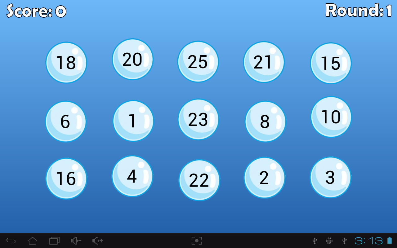 Math Games - screenshot