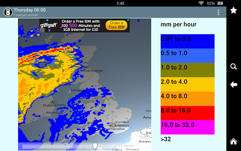 Rainfall Tracker screenshot 9