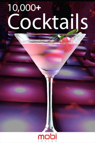 10 000+ Cocktails