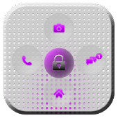 GO Locker Mesh Purple Theme