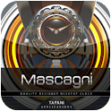 Mascagni ALARM Clock Widget icon