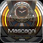 Mascagni ALARM Clock Widget icon