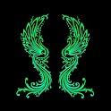 3D Phoenix logo