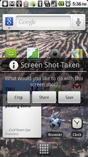 No Root Screenshot It – Miniaturansicht des Screenshots