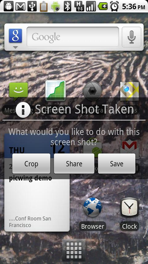 No Root Screenshot It - screenshot