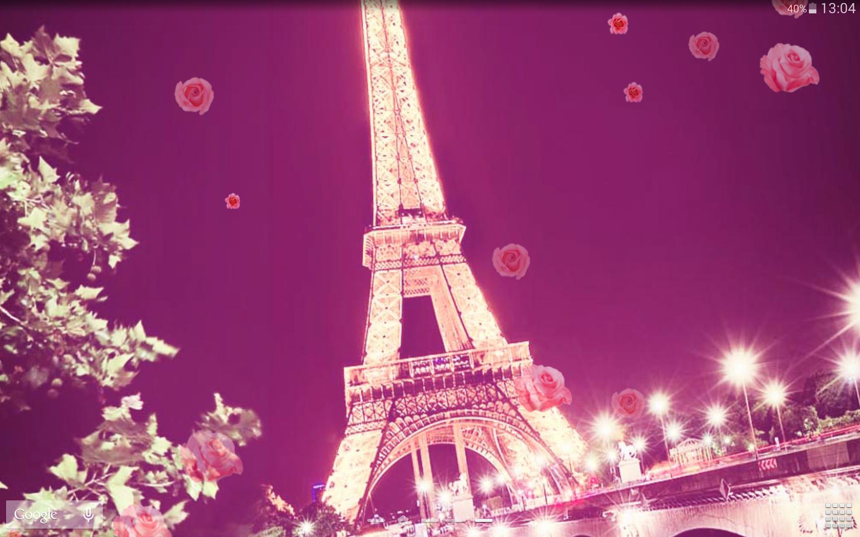Romantic Paris Live Wallpaper Google Play Store Revenue