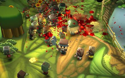 Minigore 2: Zombies Screenshot 11