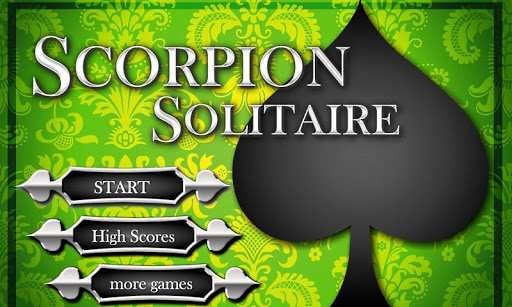 Scorpion Solitaire Free