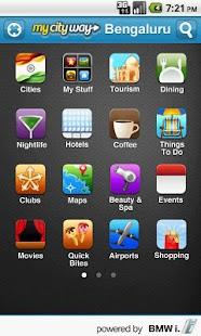 MyCityWay - Bengaluru- screenshot thumbnail