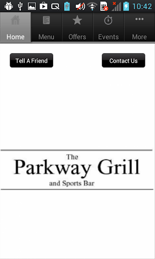 The Parkway Grill