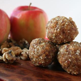 Apple Walnut Balls.