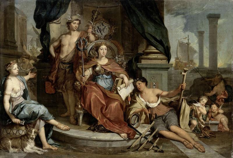 1602 Trade with the East: VOC - Timeline Dutch History - Rijksstudio