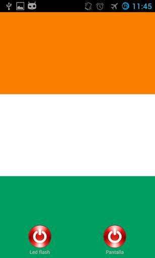 Lantern flash Côte d'Ivoire