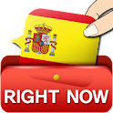 RightNow Spanish Conversation icon