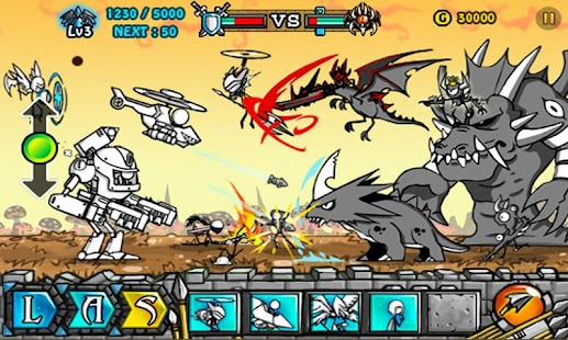 Cartoon Wars 2 - screenshot thumbnail