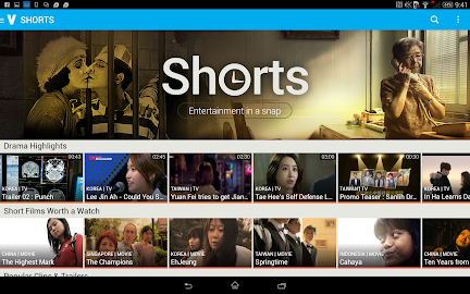 Viki: Free TV Drama & Movies Screenshot 2
