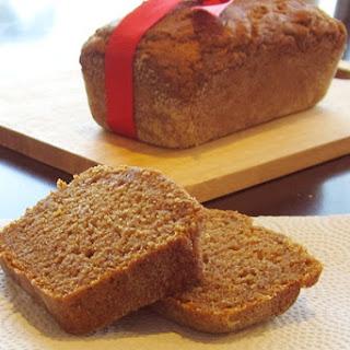 Perfect Pumpkin Bread for All (Gluten-Free & Vegan).