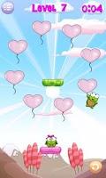 Screenshot of Bouncy Bill Valentine's Day