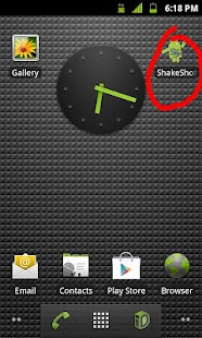 Screenshot ShakeShot Trial- screenshot thumbnail
