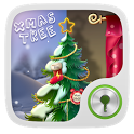 Xmas Tree GO Locker Theme icon