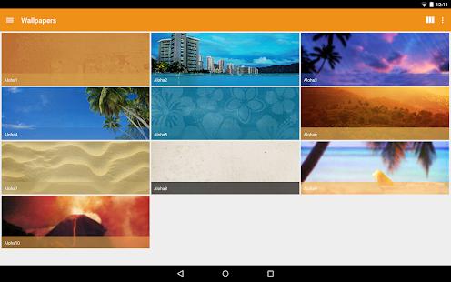 Aloha - Icon Pack - screenshot thumbnail