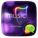 GO SMS IMUSIC THEME icon