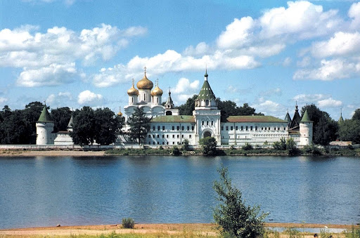 Uniworld-River-Victoria-Kostroma-Russia - Wander the historic city of Kostroma as you tour Russia aboard Uniworld's River Victoria. A part of the Golden Ring of  towns northeast of Moscow, it's at the confluence of the Volga and Kostroma rivers.